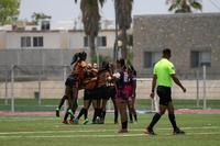 Festejo de gol, Lesly Palacios