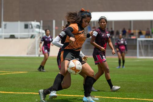 Aztecas FC vs CECAF FC final