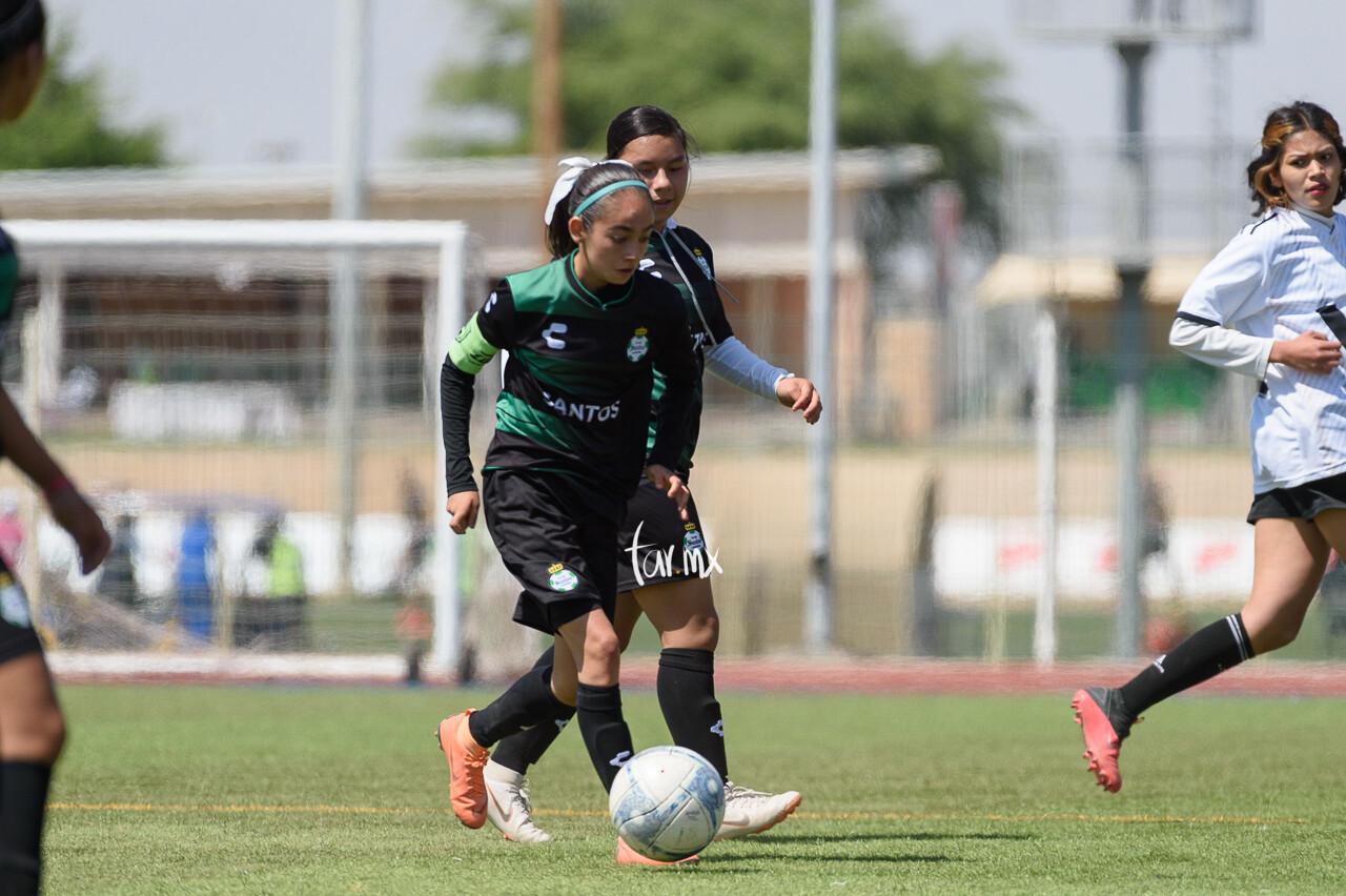 Santos sub 17 vs Alces Laguna