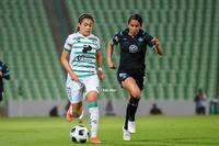 Alexxandra Ramírez, Damaris Godínez