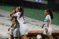 Gol de Alexxandra Ramírez, Cinthya Peraza, Alexxandra Ramíre