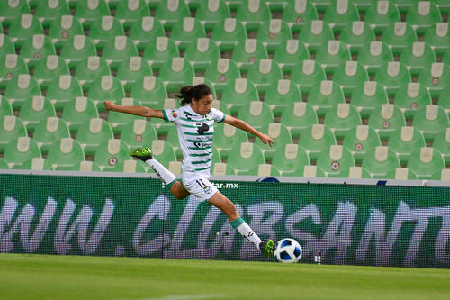 Santos vs Cruz Azul J7 A2021 Liga MX femenil