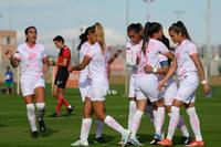 festejo de gol de Cinthya Peraza, Cinthya Peraza, Daniela De