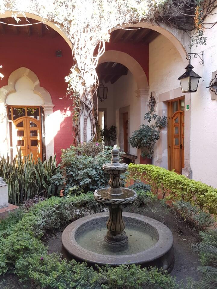 Jardín de El Siglo de Durango