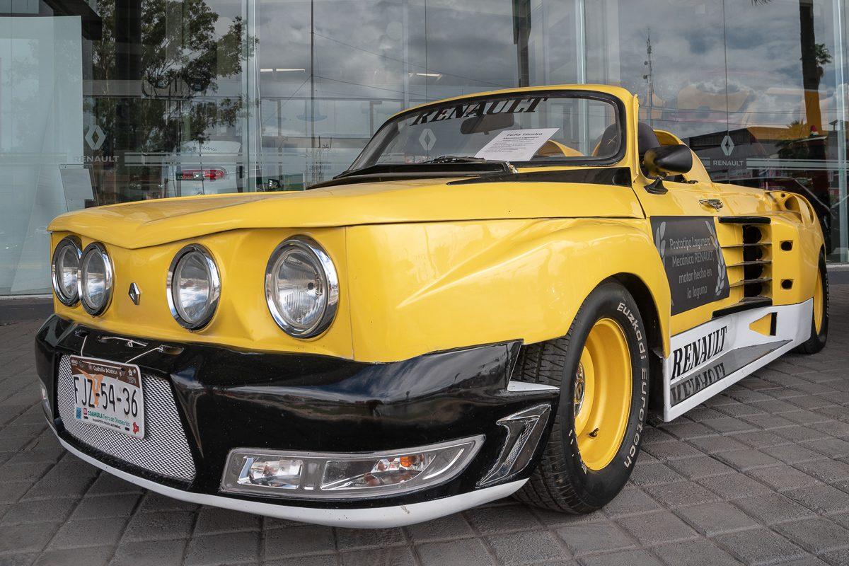 """Monstruo"" Lagunero Renault"