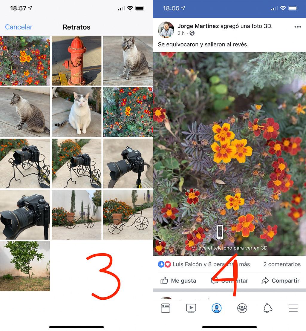3d facebook 2