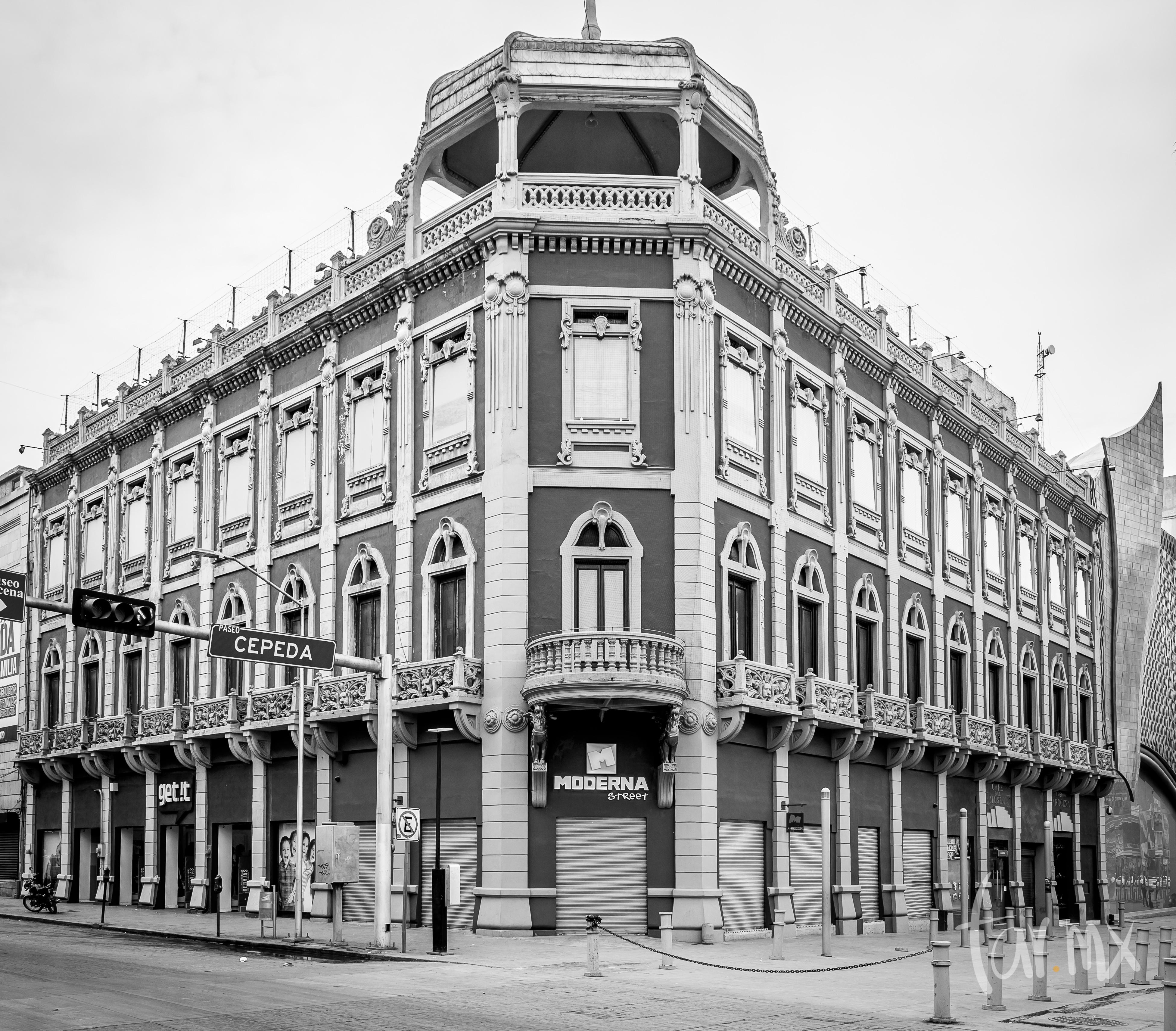 Edificio Arocena