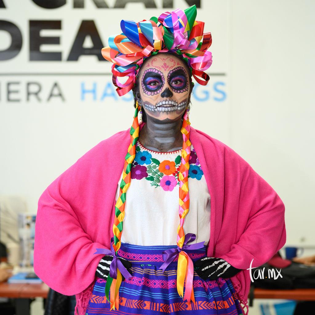 Día de muertos en El Siglo de Torreón -- Margarita González