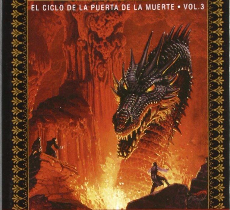 El ciclo de la puerta de la muerte: El mar de fuego